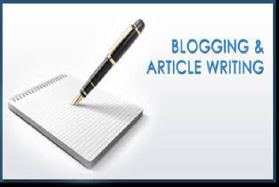 Write 1500 words Writing unique articles,  content writing or blog writing