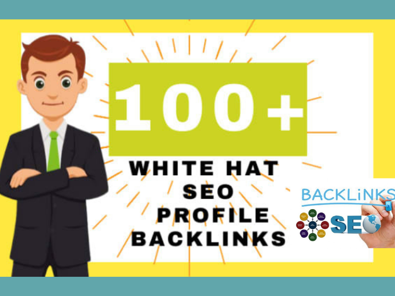 I will create 100 profile back links for your website within 2 days