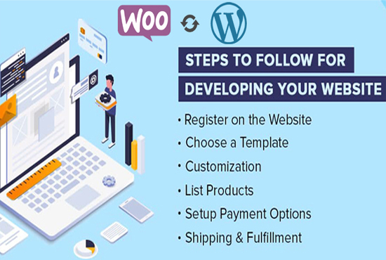 I will design professional and responsive wordpress website or blog