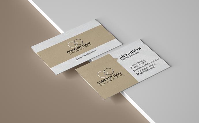I will Do Custom Design Business Card