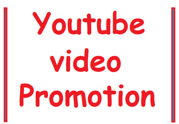 I will do professional youtube promotion of your video