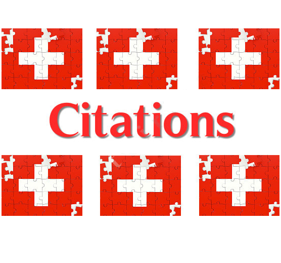 I will do 30 best switzerland citations for local rank