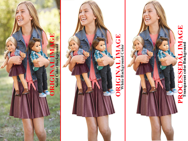 I will do photo editing remove background 15 images