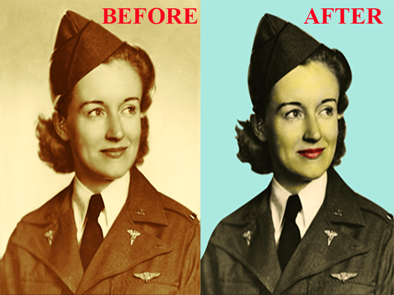 I will do adobe photoshop editing and retouching 12 images