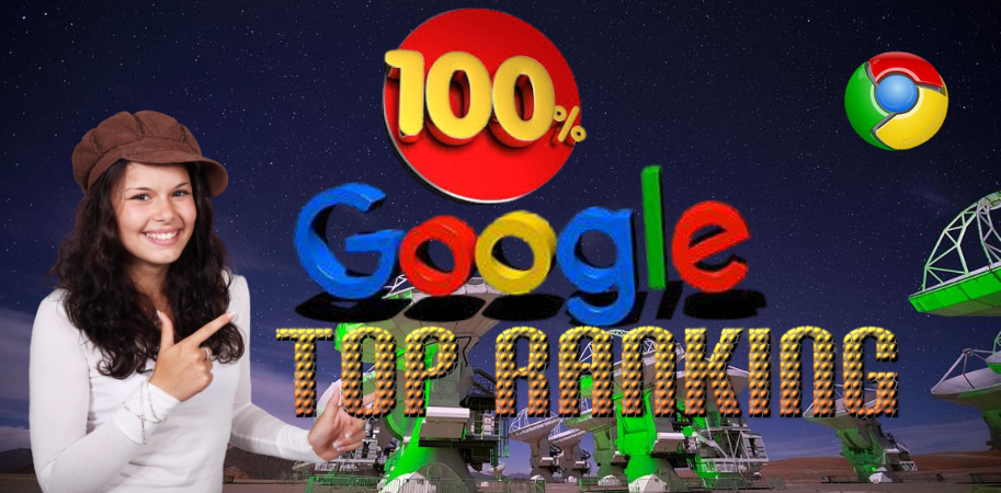 I will Show Your Website Top Rank On Google With White Hat Bloging Backlinks SEO