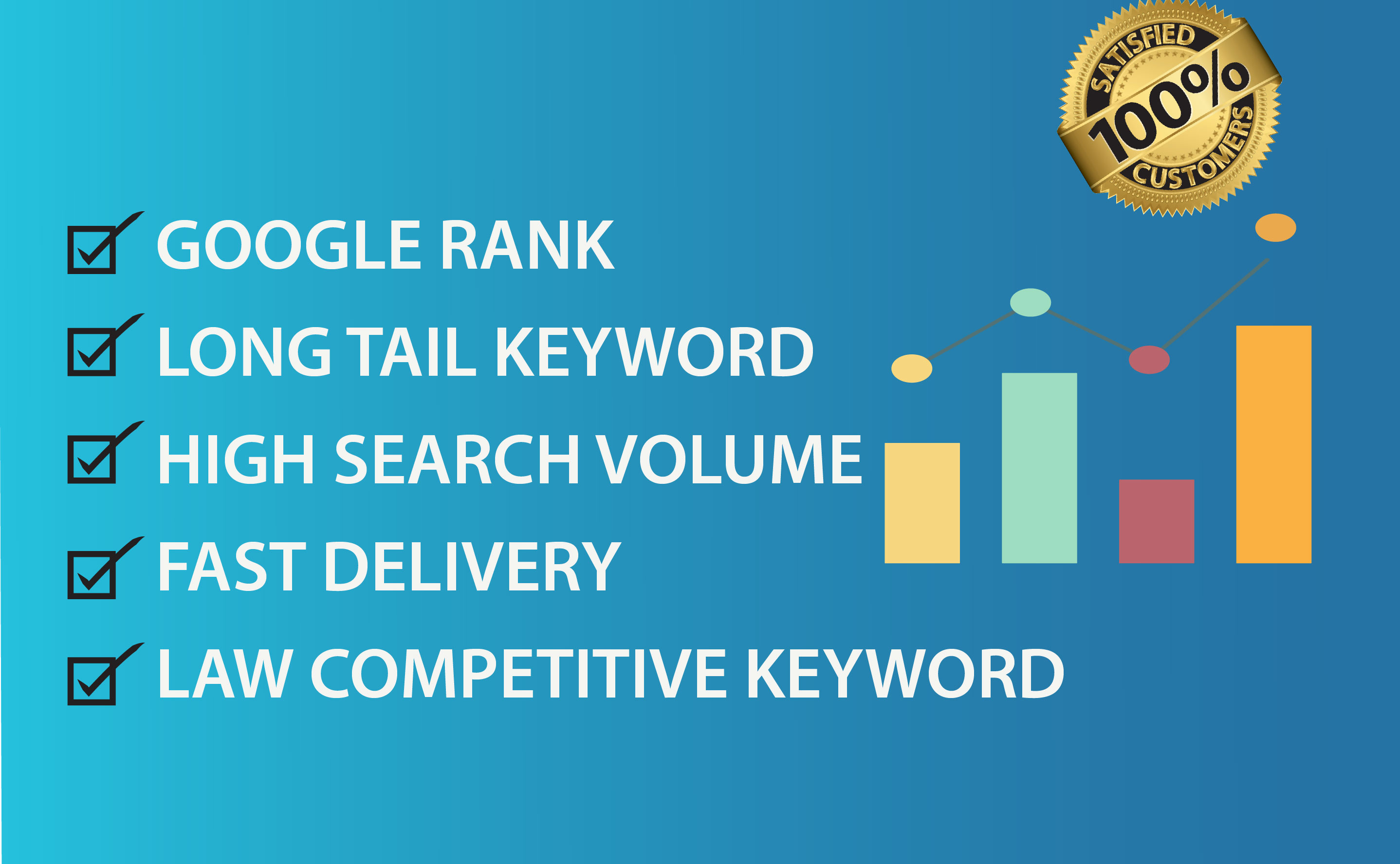 Best high traffic SEO keyword research and niche research with competitor analysis for your website