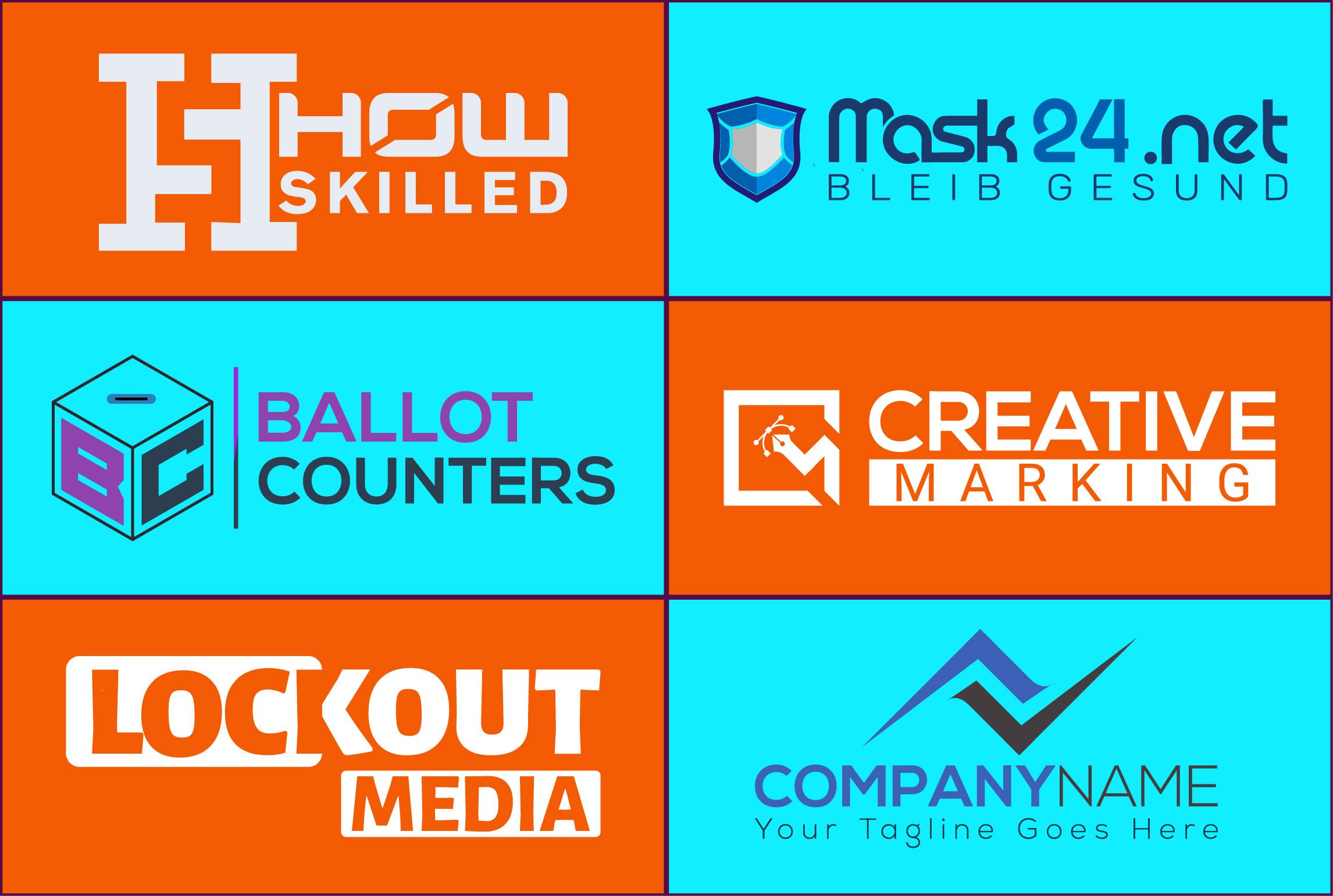 Creative & Awesome Logo Design for you