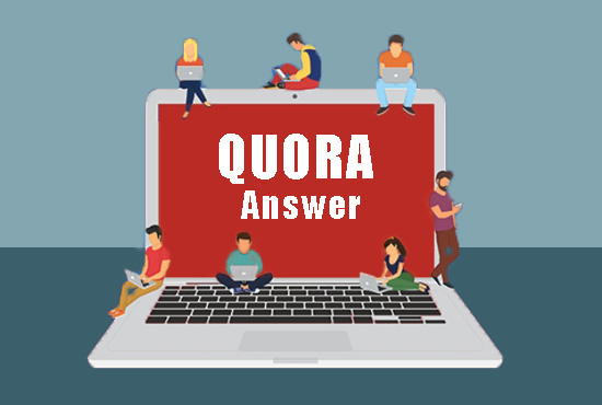 10 High quality Quora Answer for targeted Traffic
