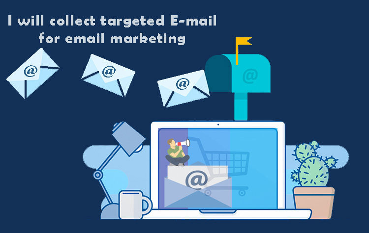 I will provide you 1k email collection for your email marketing