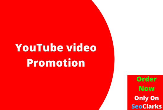 I will manage organic video promotion