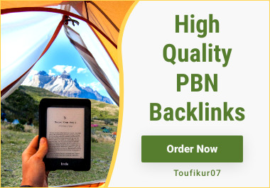 Build 12 High PA DA TF CF HomePage PBN Backlinks - Dofollow Quality Links