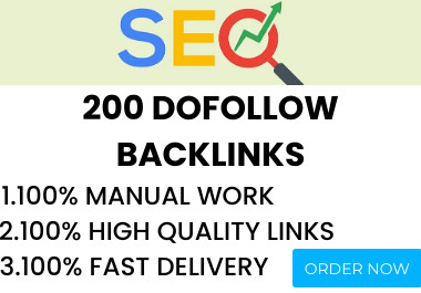 I'll create 200 Do follow High Authority Profile Backlink