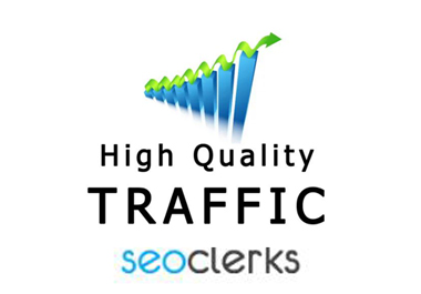 I will send organic web traffic real visitors to your website for any Country