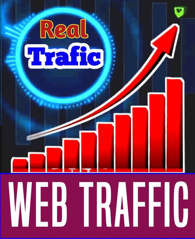 I will bring 20k to 50k trafic to your website