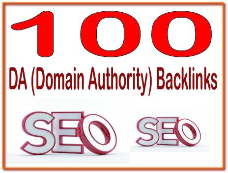 Do 100 PR-9 High Authority HQ DA -Domain Authority Backlinks