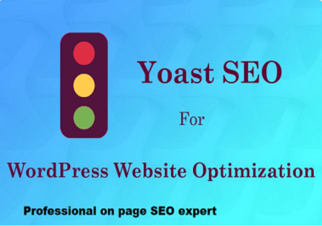 On page SEO and technical on-page optimization of wordpress site