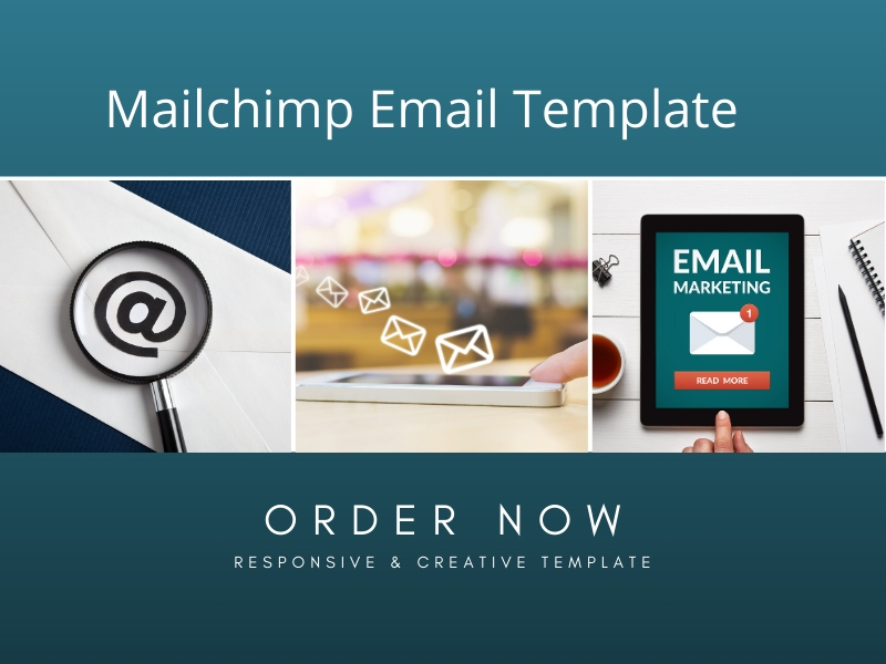 I will design stunning HTML Email template