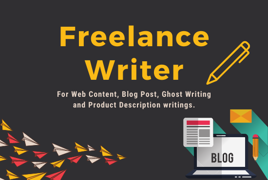 I will be your freelance web content writer in 1000 words