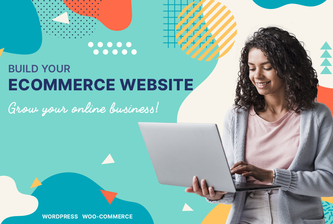 I will create a complete wordpress website or ecommerce website