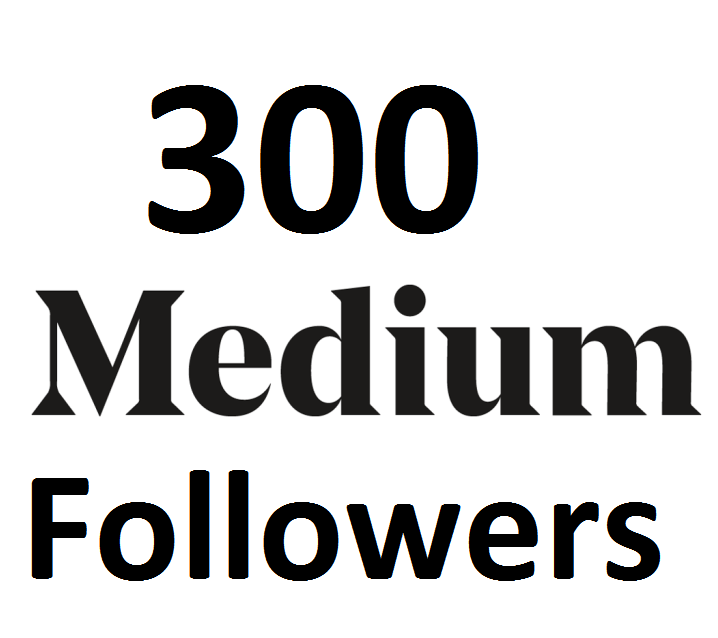 add 300 Medium Follower On Your Medium Article