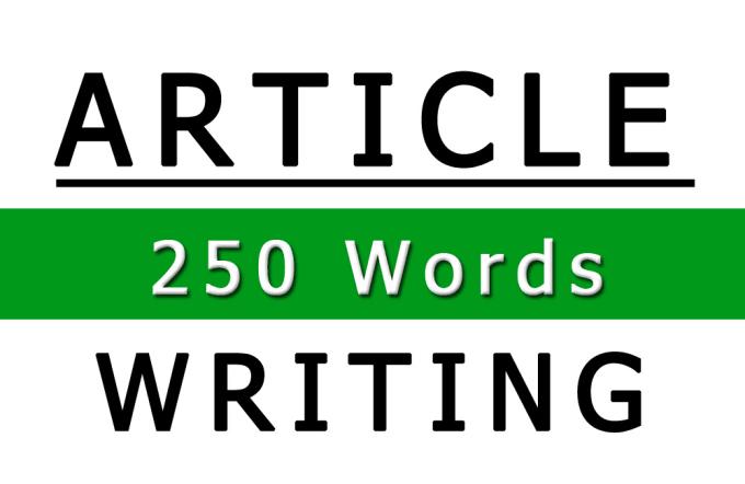 250+ Words High-Quality & Original Content ARTICLES & REWRITE
