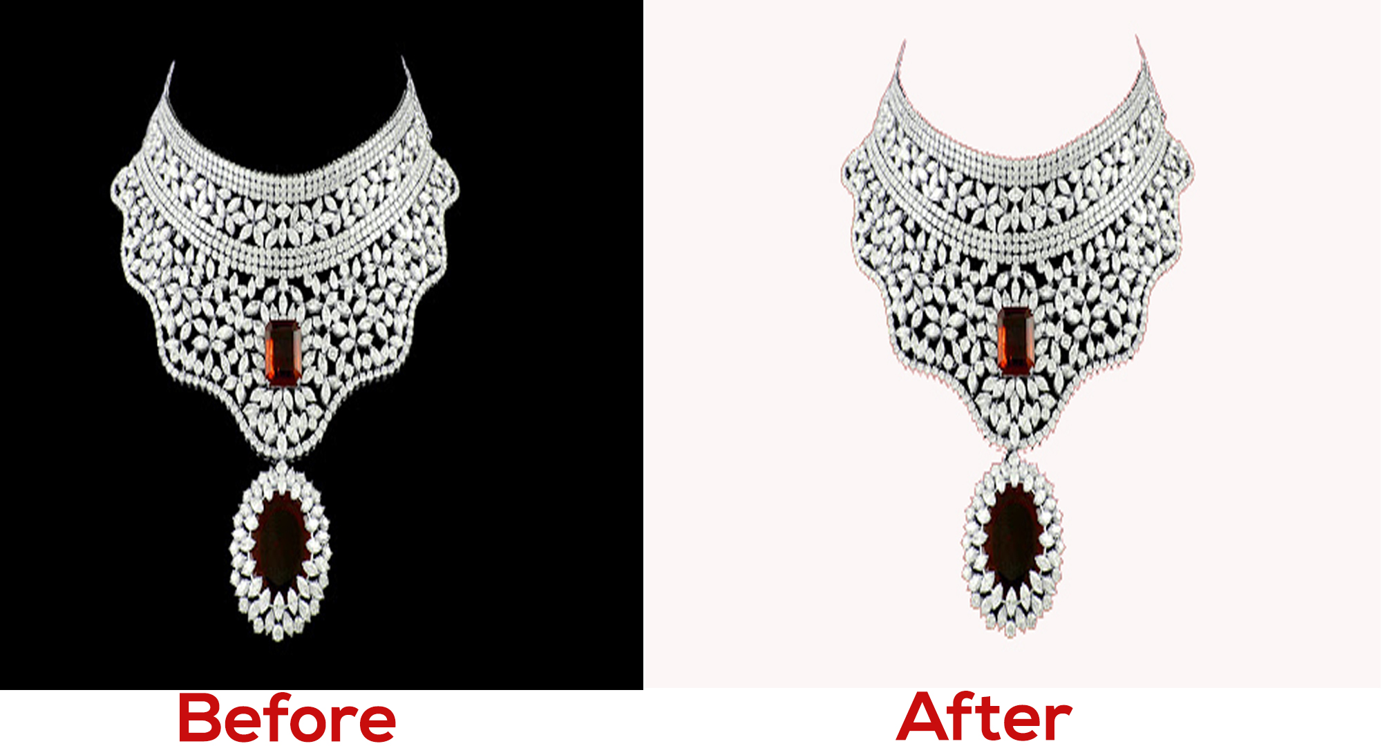 I will do background removal of your product photo on time
