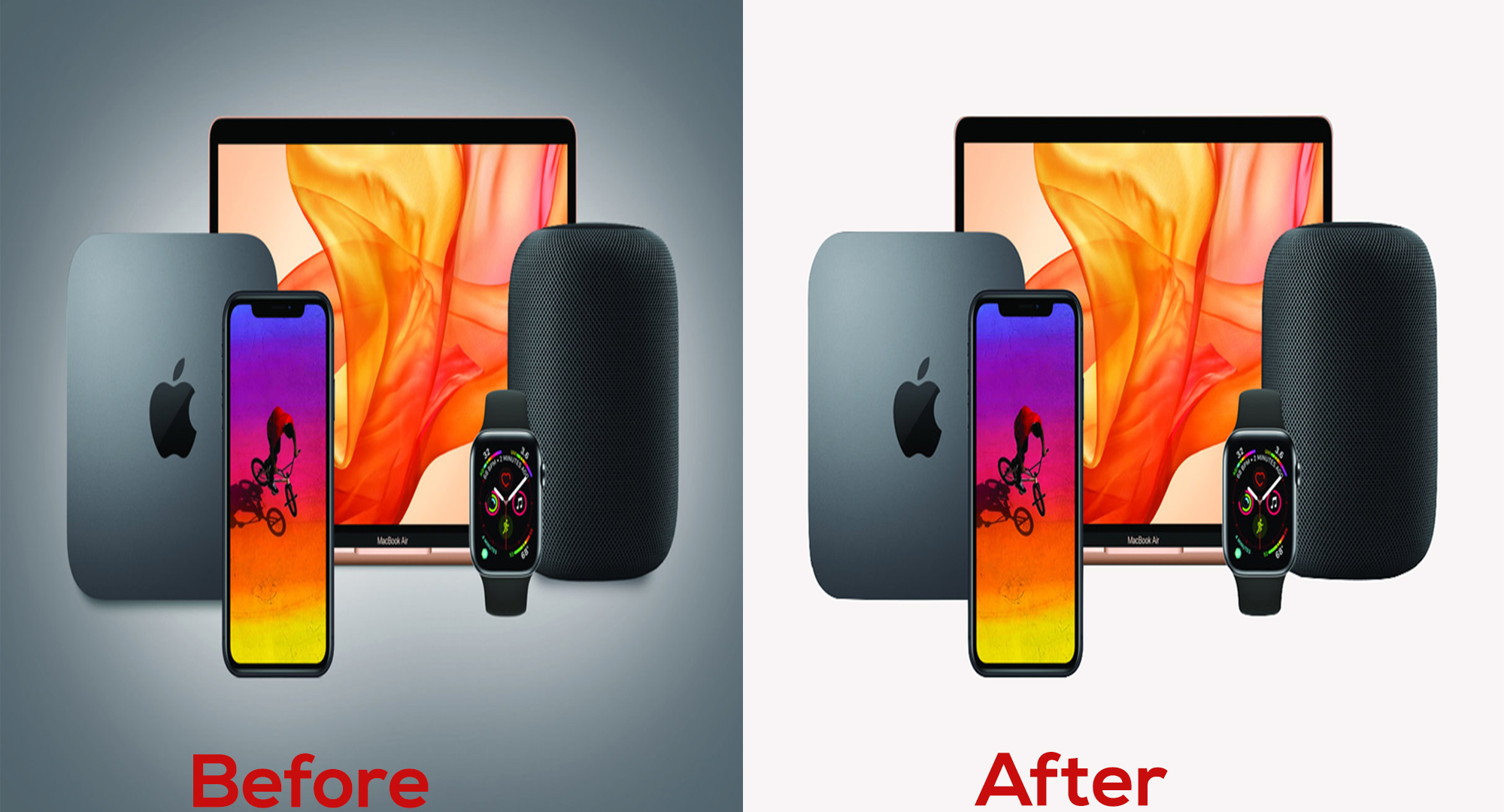 I will do background removal of your product photo accurately