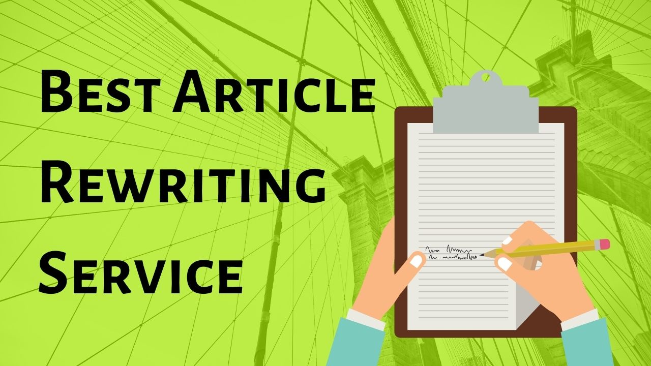 I will rewrite 2x300 words article for your blog or business