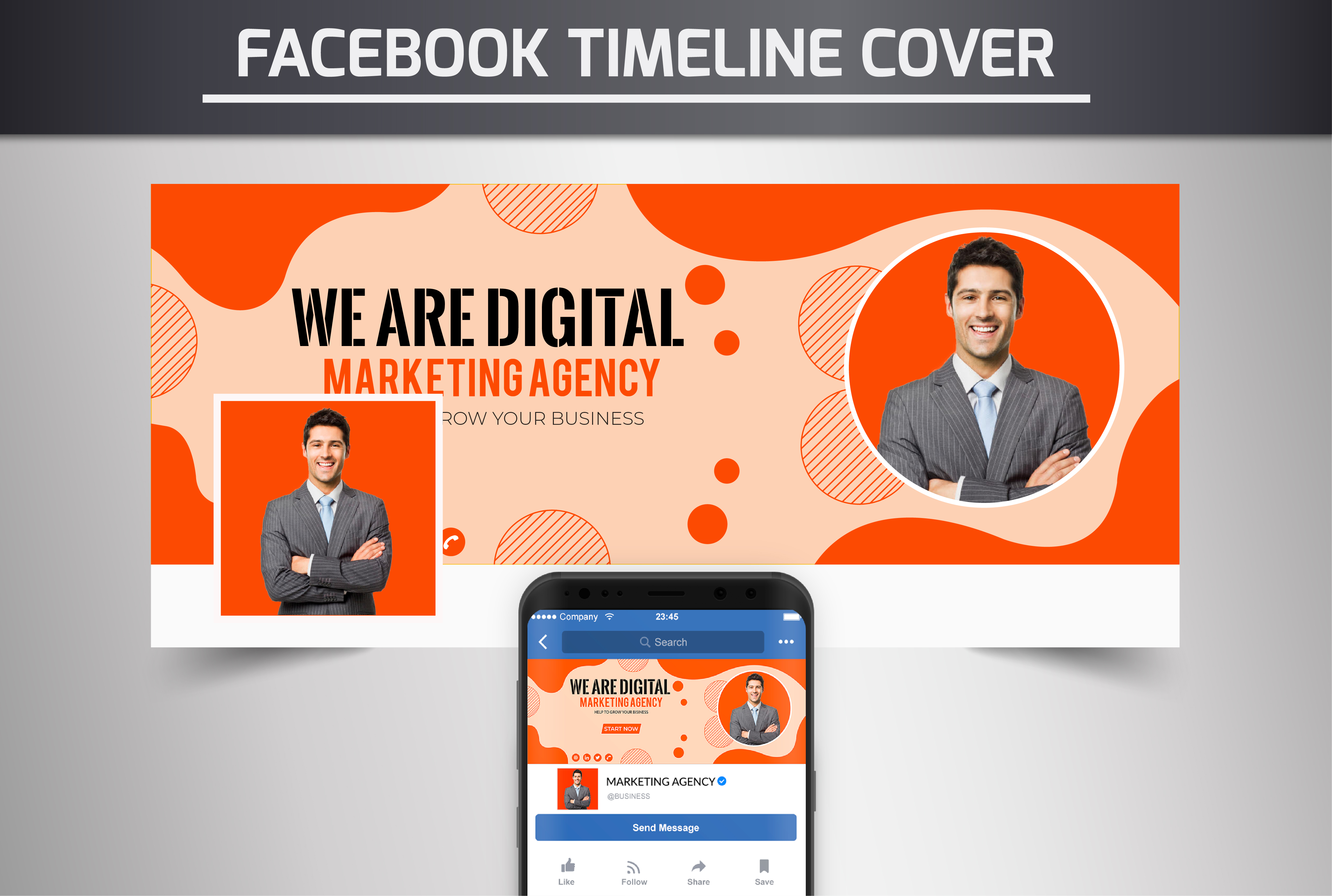 I will do facebook cover design,web banner design,youtube banner design