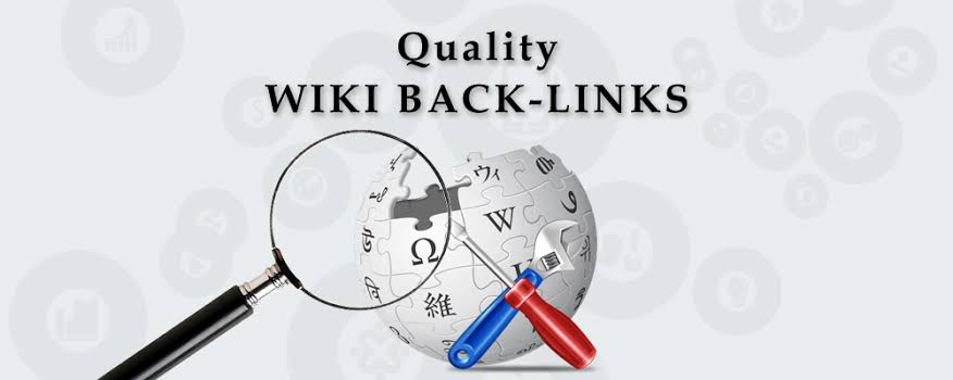 Wikipedia Backlink sevices/Niche Wikipedia Backlinks/Fast service