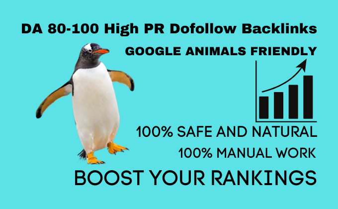 create 10 high quality dofollow backlinks
