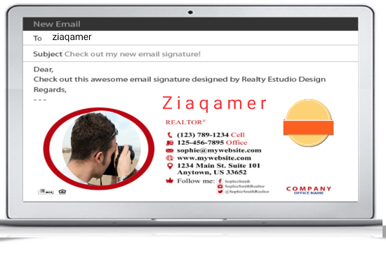 I will Create professional clickable email signature in html within 24hrs