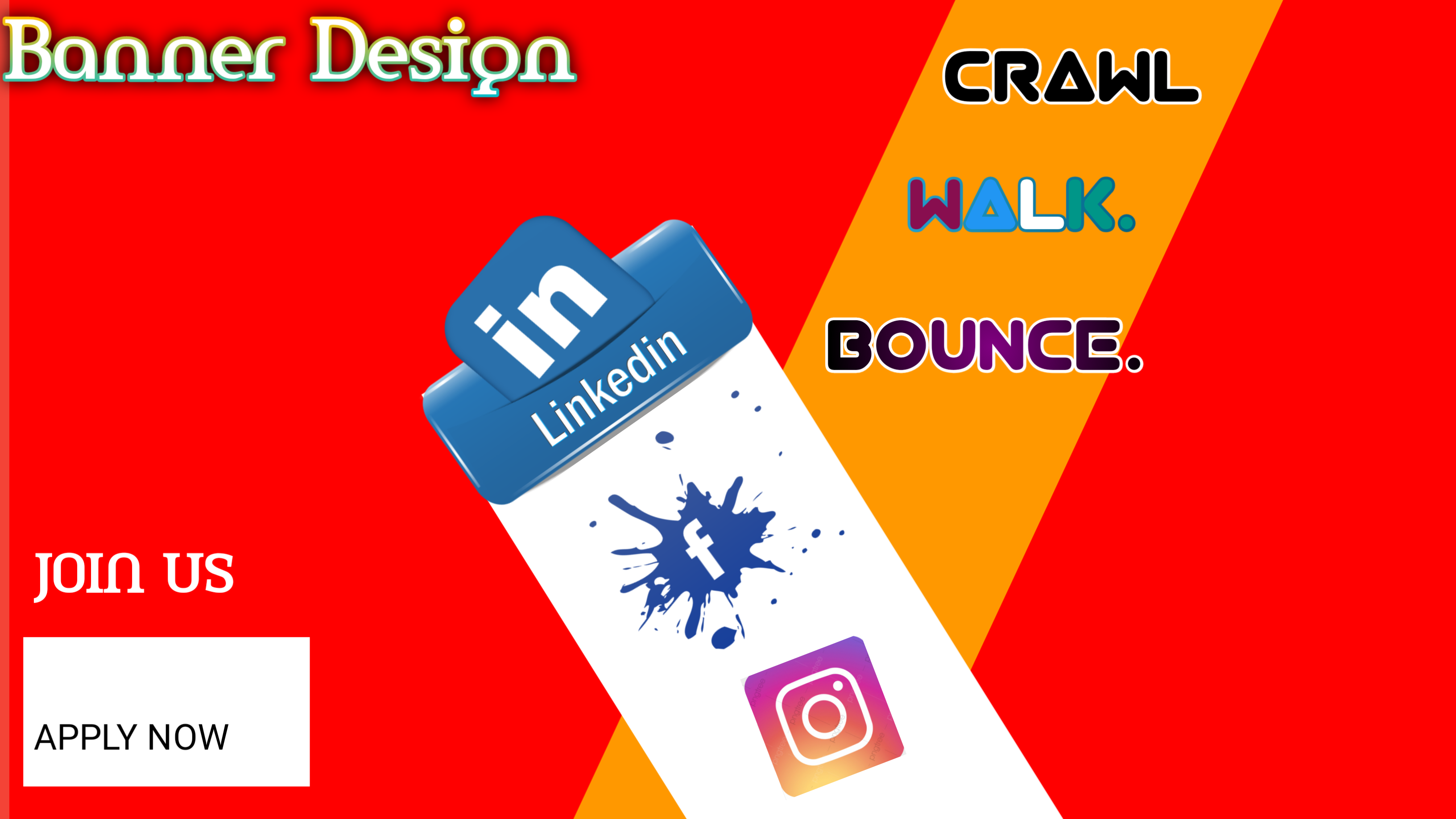 I will design attractive Facebook cover photo,  LinkedIn,  Instagram banner.