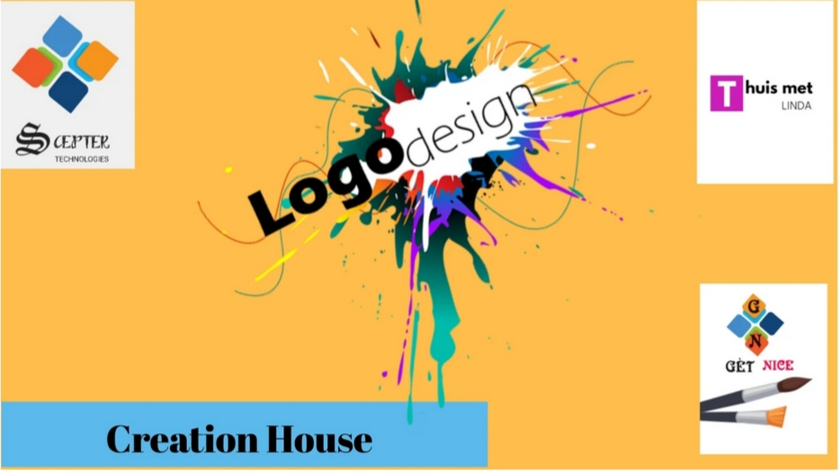 I will create unique business name, brand name with your logo design