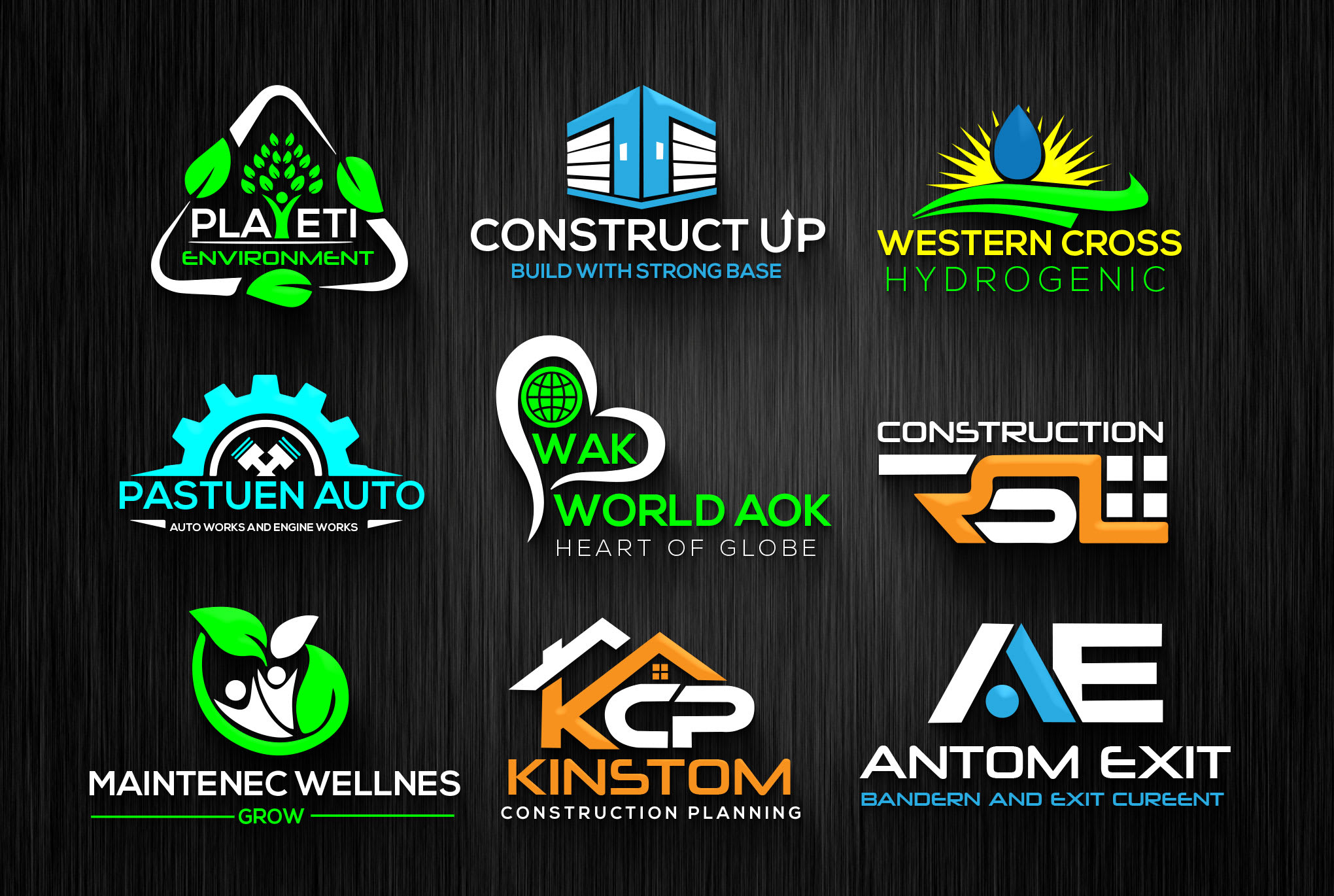 I will design unique & modern business logo for you in 12hrs