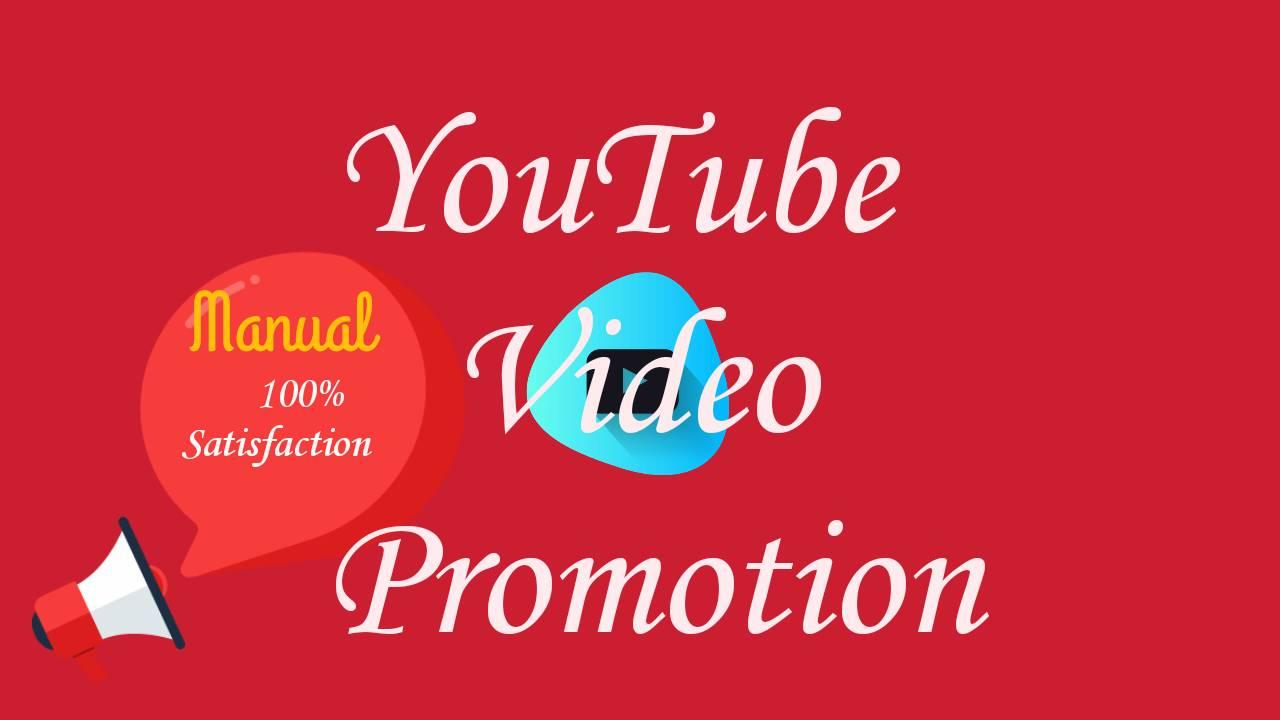 Amazing High Quality YouTube Promotion