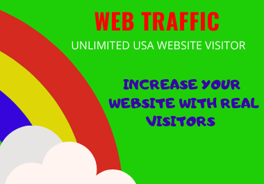 I will progress your website in your targeted web traffic