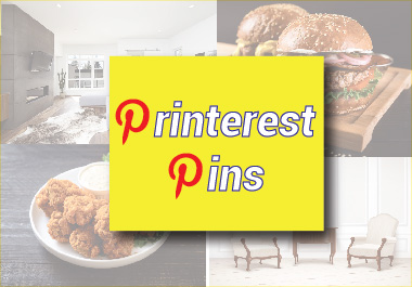 I will create attractive pinterest post for you