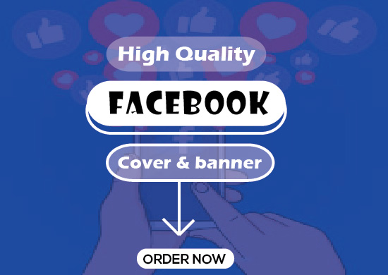 i will do eye catching facebook cover photo
