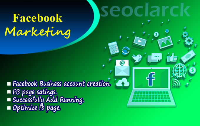 I will create & setup your Facebook business page