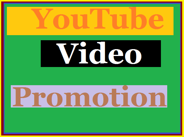 YouTube video ranking and social media high promotion safe time
