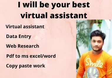 I will be your 24 hr personal virtual assistant