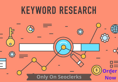 I will do SEO Keyword for your targeted nitch