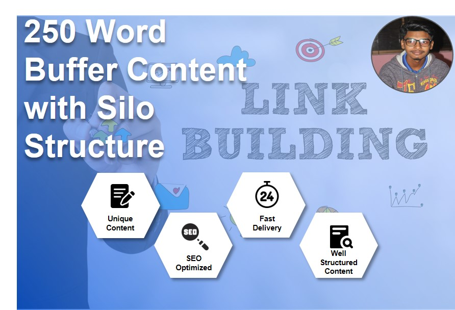 do 10 buffer content web 2 backlink for your website and blog