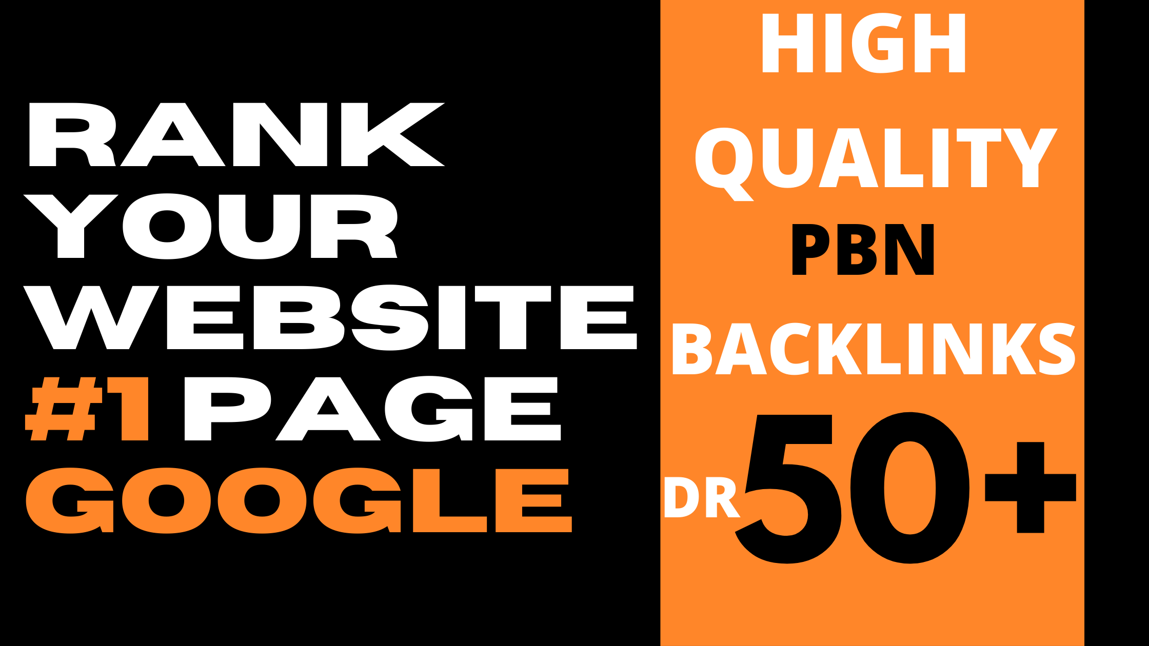 Build 5 Permanent High Quality DR 50+ SEO PBN Backlinks- 1st Page Google Ranking