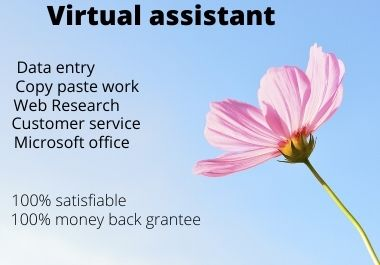 I will be your best personal virtual assistant