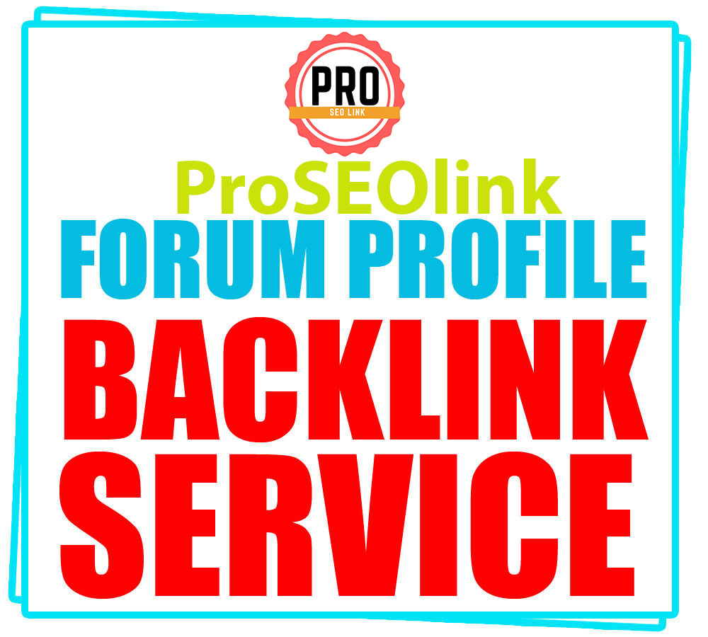High Quality 2000 Forum Profiles contextual tiered backlinks for SEO Top ranking.