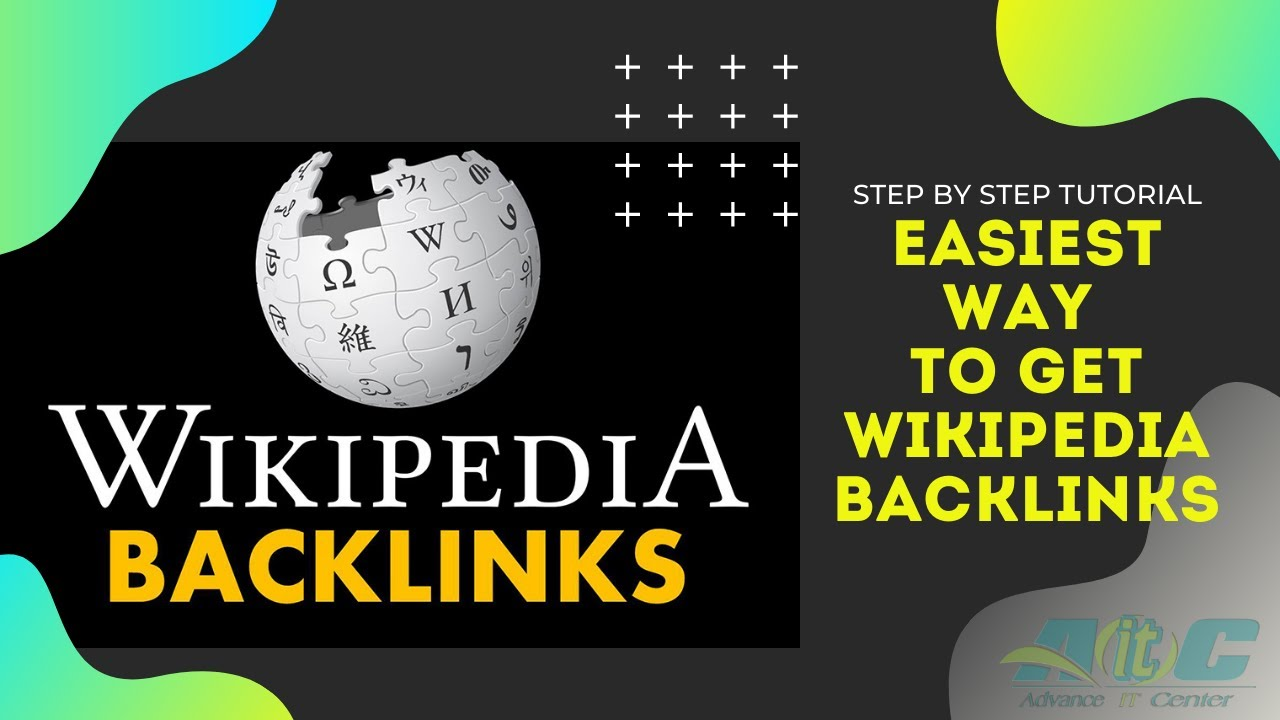 Create 300 Unique Original Wikipedia Backlink for your Website