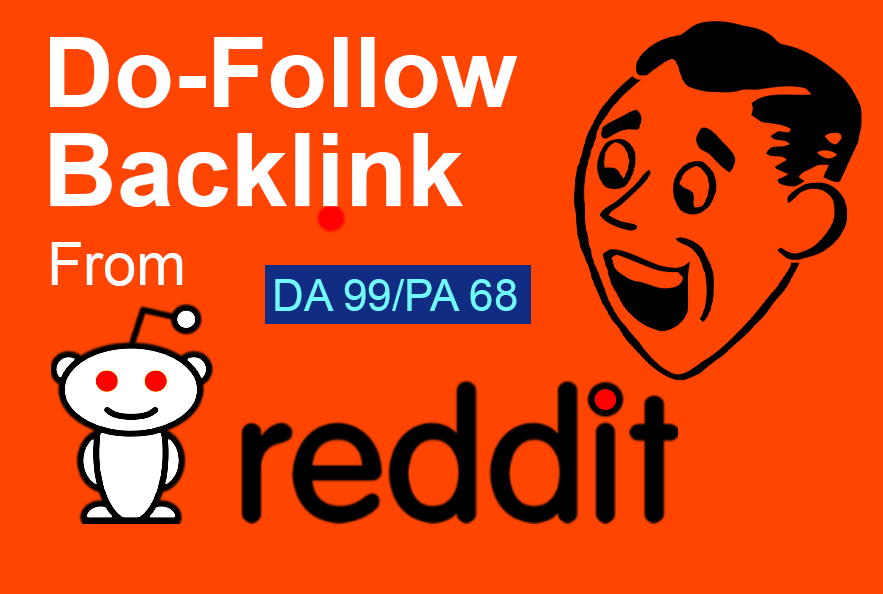 Reddit Rank Powerfull 35 Defend Account Do-Folollow Backlinks For Your sites