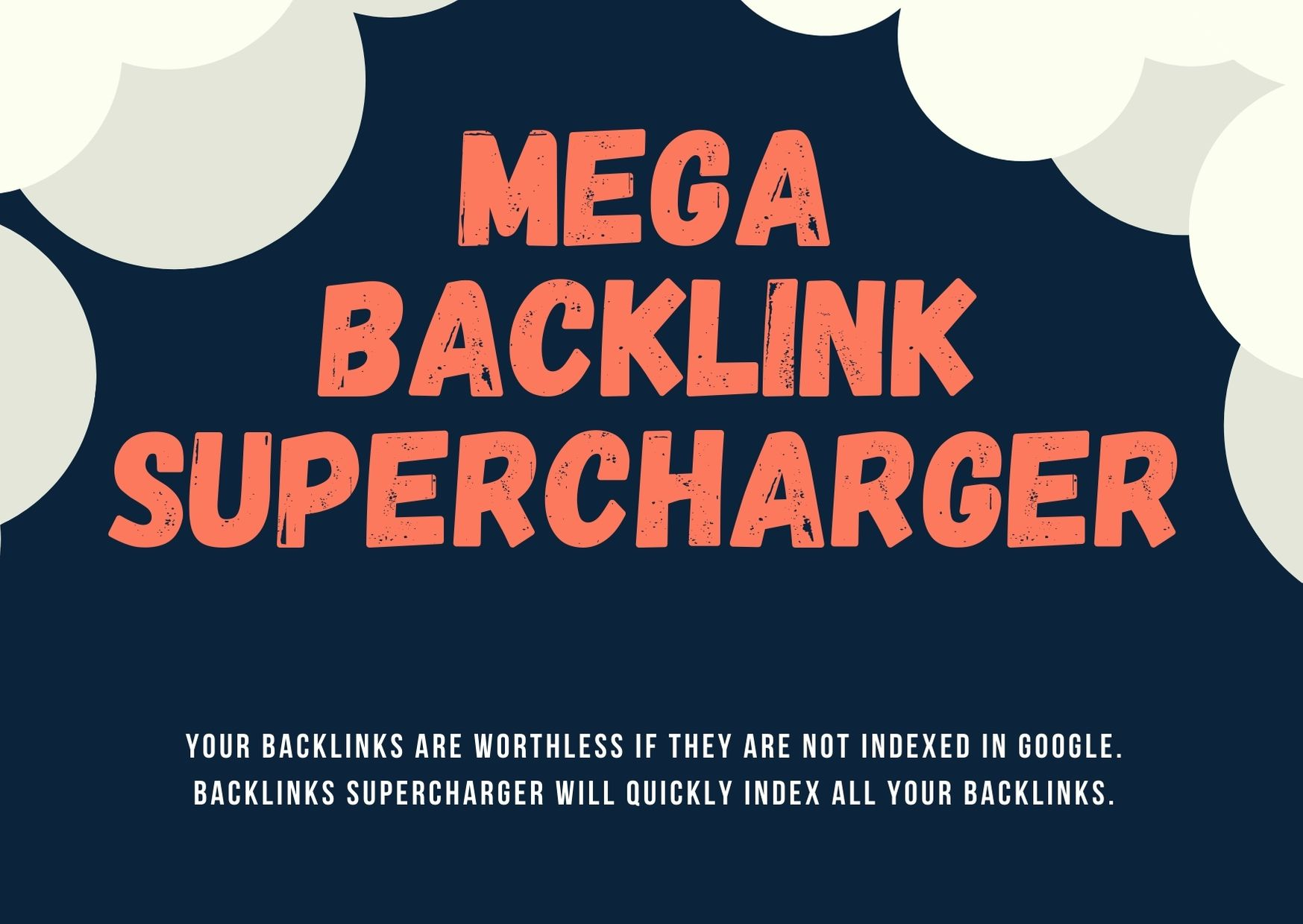 Backlink Supercharger-Mass Ping Up to 1000 URLs at once
